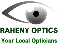 Raheny Optics logo